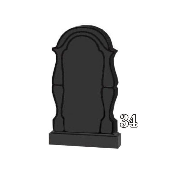 Памятники из гранита | 34