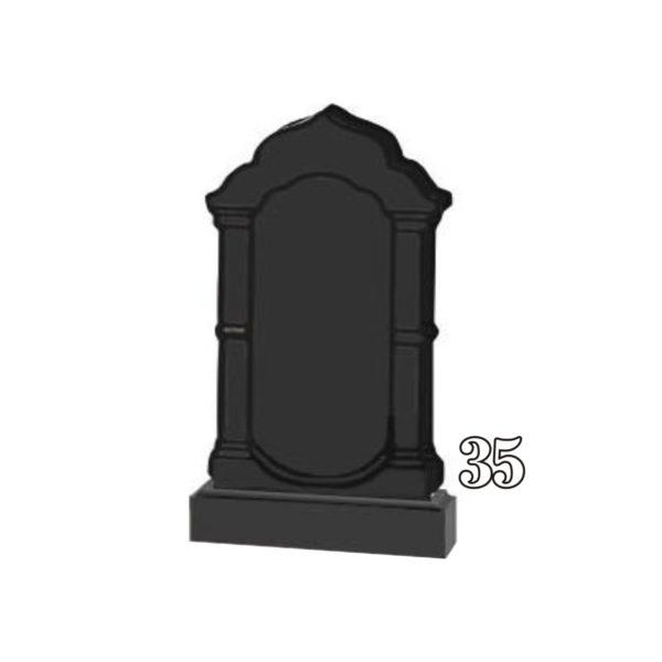 Памятники из гранита | 35