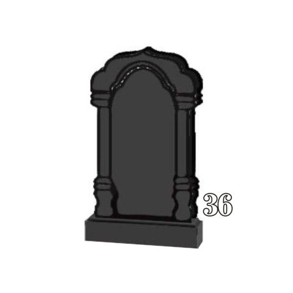 Памятники из гранита | 36