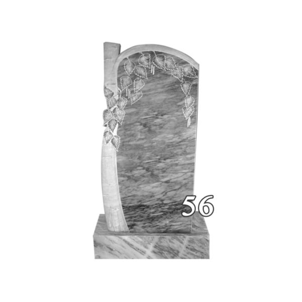 Мраморные памятники | 56