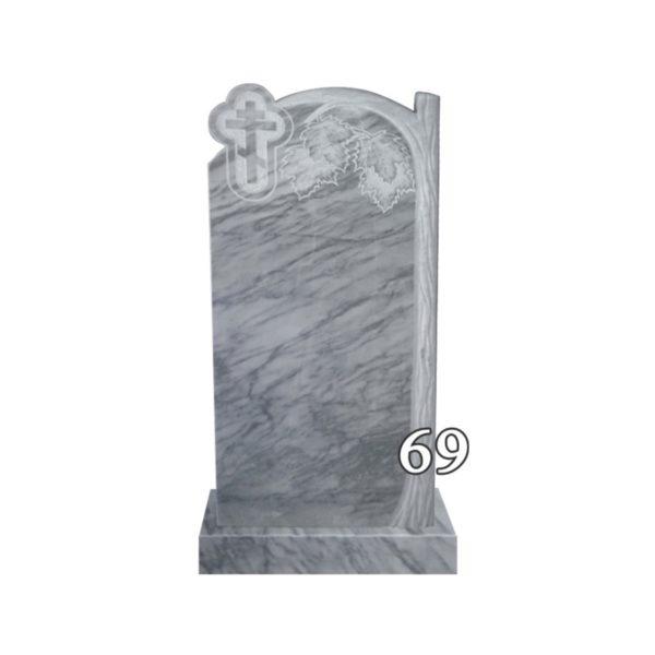 Мраморные памятники | 69